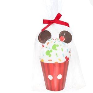 Mickey Mouse Cupcake Socks -NWT